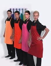 Catering – Bib Apron Polycotton Colours PR150 1
