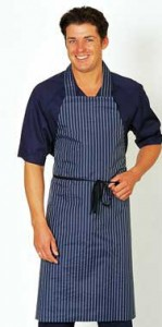 APRON – Butchers Waterproof PVC/Nylon 1