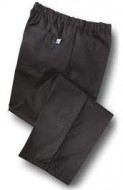 CHEFS - Black or White Plain Trousers