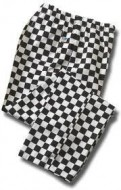 CHEFS - Chessboard Trousers