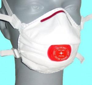 BODYWORKS – P3 Cup 5 Per Box Premium Moulded Mask 1