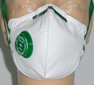 BODYWORKS - P1 Disp Fold Flat Mask(Individually Wrapped in Poly Bag)