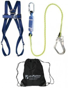 FALL ARREST – Kit Basic Blue 1