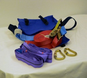 horizontal – Webbing Safety Line 1
