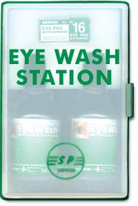 EYE WASH – Station 1