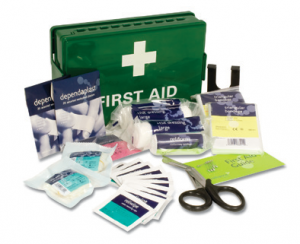 VEHICLE – First Aid Kit 1