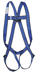 BASIC – 1 Point Harness Leg Adjustments Only – Blue 1
