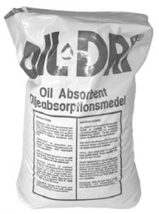 OIL DRY – Absorbent Granules Oil Dri 16Kg = 20L