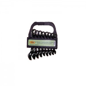 KIT OF 8 SHORT COMBINATION SPANNERS 1