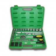 74 PIECE 12-POINT SOCKET SET