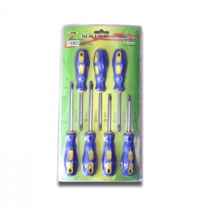 SET OF 7 TORX SCREWDRIVERS 1