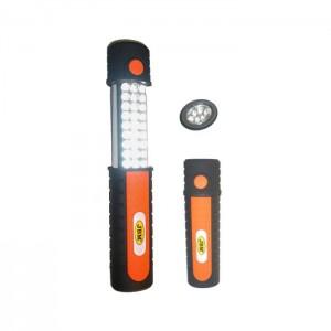 27+ 6 LED SHOP COLLAPSIBLE PORTABLE LIGH 1