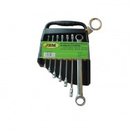 12-POINT FLAT RING SPANNER KIT