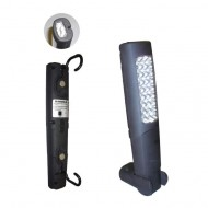 24 + 6 LED SHOP PORTABLE LIGHT WITH DOUB