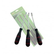 SET OF 3 FLEXIBLE SCREWDRIVERS