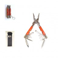 FOLDING PLIERS 180MM MULTI TOOL