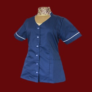 Chinese Collar Uniform 1