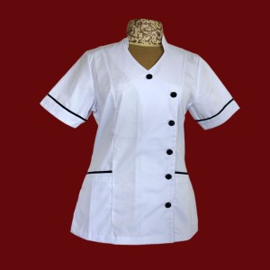 Side Closing Uniform with Chinese Collar 1