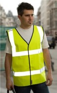 High Visibility Warning Vest - Class 2
