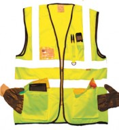 HI-VIS – Executive Multi Pocket Vest