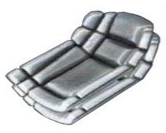 CARGO – Knee Pads Insert 1