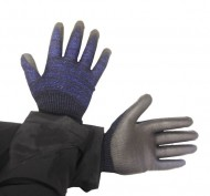 BODYWORKS - Cut 5 PU Coated Glove Extended Cuff