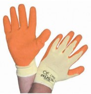 BODYWORKS – Orange Economy Grip Gloves