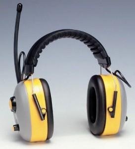 FM RADIO – Earmuff SNR31 1