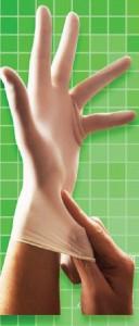 BODYWORKS – Touchtex Disposable Powdered Gloves 1